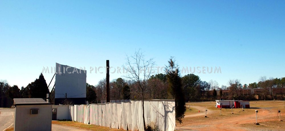 Belmont Drive In Theater, Belmont, North Carolina