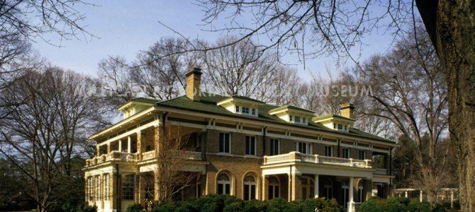 Abel Caleb Lineberger Sr's House, Belmont, North Carolina