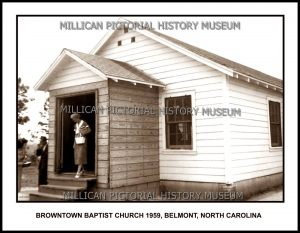 Browntown Baptist Church, Belmont, NC