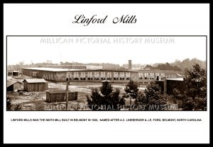 Linford Mill