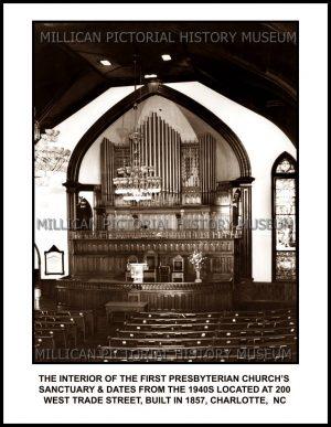 First Presbyterian Church, 200 West Trade Street, Charlotte, NC
