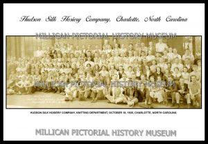 Hudson Silk Hosiery Company, Charlotte, NC