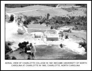 University of North Carolina at Charlotte, Charlotte, NC