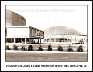 Auditoriums, Coliseums, Stadiums & Ballparks