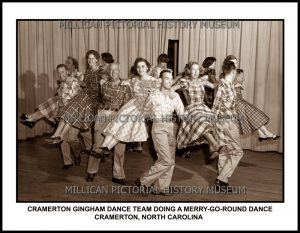 Gingham Dance Team