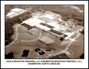 Eagle Mountain Finishing, LLC ( Cramerton Mountain Finishing, LLC ), Cramerton, NC.