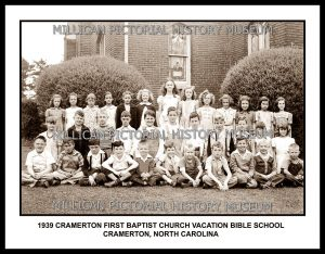 First Baptist Church, Cramerton, NC