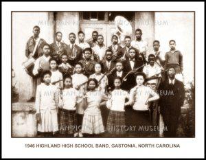 Highland High School, Gastonia, NC