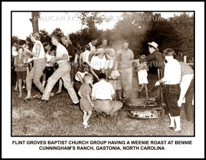 Flint Groves Baptist Church, Gastonia, NC