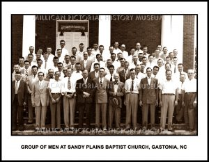 Sandy Plains Baptist Church, Gastonia, NC