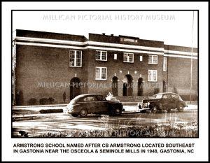 Armstrong School , Gastonia, NC