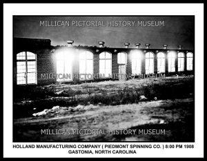 Piedmont Spinning Company, Gastonia, NC
