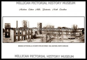 Modena Cotton Mills, Gastonia, NC