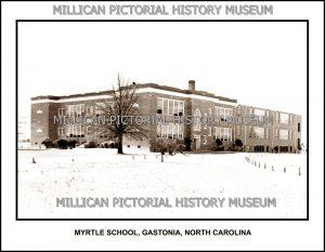 Myrtle School, Gastonia, NC