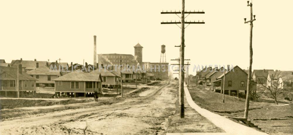 Loray Mills & Village circa 1920, Gastonia, North Carolina