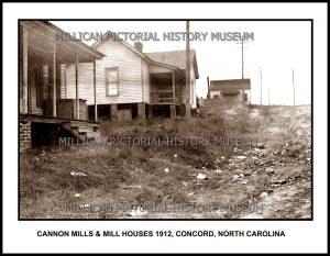 Cannon Mills, Concord, NC