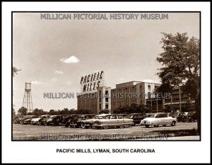 Pacific Mills, Lyman, SC