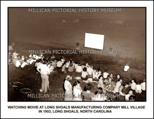 Long Shoals Manufacturing Company , Long Shoals, NC