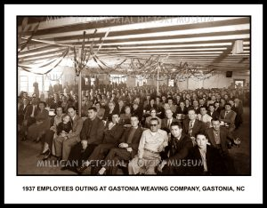Gastonia Weaving Company